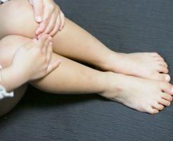 膝の黒ずみ簡単にケアしたい!